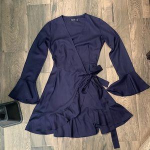 Nasty Gal Dresses - 💗 5 for $25 Nasty Gal wrap dress